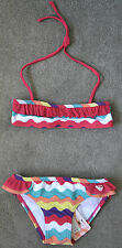 ROXY ~ BNWT~ New Girls St Jean Wave Mini Tube Bikini Bathers ~ Sz 6