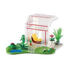 Playmobil Glass Conservatory Building Set 6299 New Addon