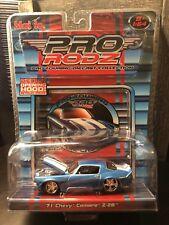"Maisto ""Pro Rodz - Pro Touring"" (1971) '71 Chevrolet Camaro Z/28 1/64 Diecast"