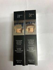 IT Cosmetics Bye Bye Under Eye Full Coverage Anti-AgeingWaterproof Concealer -UK