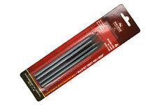 KOH-I-NOOR (8914) 4 Progresso Woodless Graphite Pencils Set of (HB,2B,4B,6B)