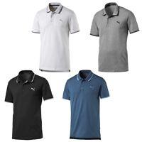 PUMA Herren Fun Dry Pique Polo Shirt verschiedene Farben Dry Cell