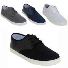 Unbranded Plimsolls Textile Shoes for Men