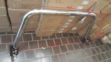 "ISUZU D-MAX 2012 - 2017 Ladder Rack 3"" Stainless Steel Ladder Rack"