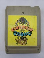 8-Track Tape Cartridge Cheech & And Chong