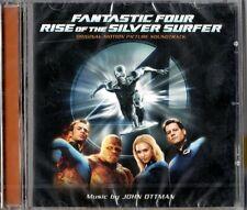 COLONNA SONORA / SOUNDTRACK - I Fantastici Quattro e Silver Surfer - CD NUOVO