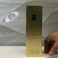 Tous Gold Eau De Parfum Spray Perfume for Women 3 Oz  New In BOX