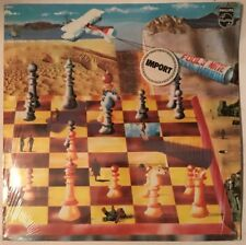 PETER HAMMILL FOOL'S MATE LP CHARISMA DUTCH PRESS IN SHRINK WRAP 70'S REISSUE