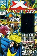 X-factor # 92 (Joe Quesada, 68 pages Golden hologram) (Estados Unidos, 1993)
