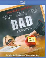 Bad Teacher (Blu-ray Disc, 2011)