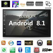 """7"""" Autoradio 2Din Android 8.1 Voiture Car Stéréo MP5 Lecteur GPS Navigation WiFi"""