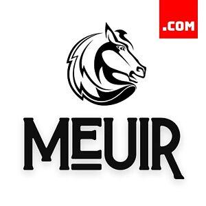 Meuir.com - 5 Letter Short Domain Name - Brandable Catchy Domain .COM Dynadot