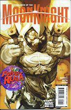 VENGEANCE OF THE MOON KNIGHT #1 1ST PRINT YU VARIANT (2009) MARVEL COMICS