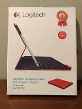 Logitech Ultrathin Keyboard/Cover Case Folio for iPad Air 920-006021