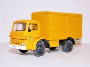 Promod Collectors Model Ford D Series P.O. Telephones (Yellow Version)