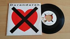 "DURAN DURAN - I DON'T WANT YOUR LOVE - 45 GIRI 7"" - UK PRESS"