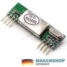 RXB6 433Mhz Superheterodyne Funk Empfänger Modul Arduino Receiver FHEM Arduin...