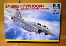 ITALERI 1:48 EuroFighter EF-2000 Typhoon 2-Seat Multi-Role Fighter Detailed 862
