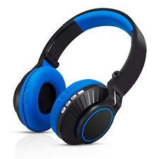 Bluetooth 4.2 Headphones Stereo Wireless Light Foldable Mic 3D Headset Universal