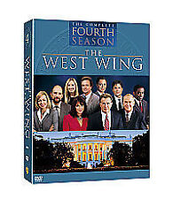 The West Wing - Series 4 ( 6-Disc Set, Box Set)DVD New & Sealed