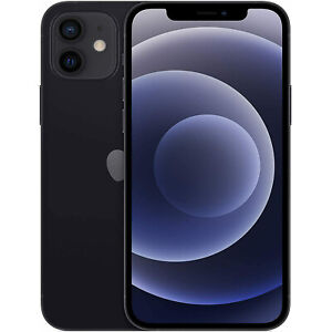 Apple iPhone 12  - 128GB - NEU & OVP - OHNE VERTRAG - MGJA3ZD/A- SCHWARZ