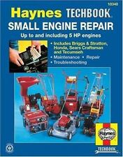 Small Engine Repair Manual, up to and including 5 HP engines (Haynes Manuals) by