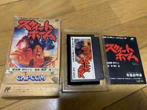 Sweet Home Famicom NES Japan Nintendo CAPCOM Retro games Juzo Itami With box