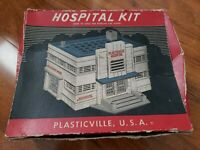 D) Bachmann Bros. Plasticville USA Hospital Kit HS-6