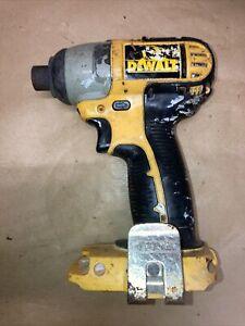 WORKING - DeWalt Impact Driver 18 V Drill