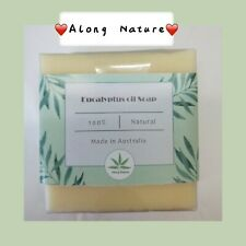 Handmade Eucalyptus Soap 100g with 100% Aussie Eucalyptus Oil