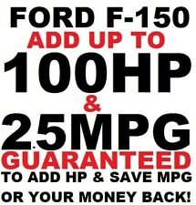#1 Best Tuner Performance Chip FORD F-150 XLT FX4 4.6 5.4 6.2 Raptor Fuel Saver