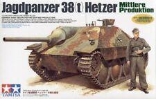 Tamiya 1/35 Jagdpanzer 38(t) Hetzer Mittlere Produktion # 35285