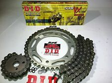 Suzuki SV650 1999-13 530 Conversion DID X-Ring Chain and Sprockets OEM,QA or Fwy