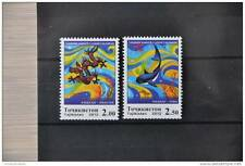 H 114 ++ 2012 TADZJIKISTAN YEAR OF THE DRAGON FISH POISSON ++ MNH POSTFRIS **