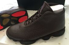 Jordan Horizonte Premium Nike Cocodrilo Marrón Oro XIII Suela Hip Hop