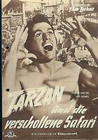 """IFB Illustrierte Film Bühne Nr. 4063 """" Tarzan und die verschollene Safari """""""
