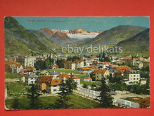 BOZEN GRIES San Quirino Bolzano Rosengarten vecchia cartolina