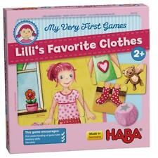 My Very First Games - Lillis Favorite Clothes