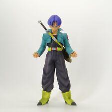 "DragonBall Z Dbz Trunks pvc statue figure 12"" loose"