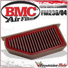 FILTRO DE AIRE BMC DEPORTIVO LAVABLE FM236/04 BMW K 1200 K1200 LT ABS 2001 01