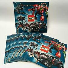 LEGO 2006 Catalogue X 10 - Batman Star Wars Ferrari City Technic Bionicle