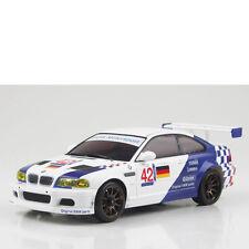 Mini-z carrosserie 1:24 BMW m3 GTR ALMS 2001 no 42 route 246 Kyosho r246-1113 # 7