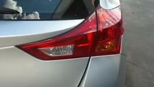 TOYOTA COROLLA LEFT TAILLIGHT ZRE182R HATCH 10/2012-03/2015 12 13 14 15