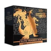 Pokemon TCG Champions Path Elite Trainer Box RESTOCK PREORDER LATE DECEMBER SHIP