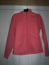 Burton Womens Fleece Lined Athletic Snow Jacket Size Large L