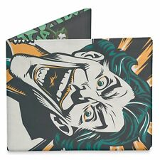 Dynomighty Tyvek Cartera Plegable - el Joker Dc Comics