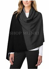 Celeste Women's Cashmere and Wool Blend Travel Wrap Poncho-OOP