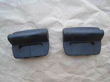 BMW E30 Rear Set Belt Guides Covers Clips 325 325e 325i 325is 318i 318is