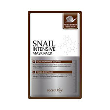 [Secret Key] Snail Intensive Mask Pack - 3pcs