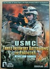 Hot Toys Military US Marine Corps Infantry Battalion in Falluja 1/6 scale figure